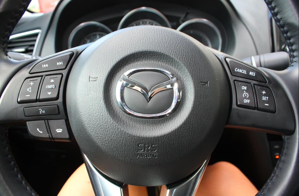Mazda 6, ratt