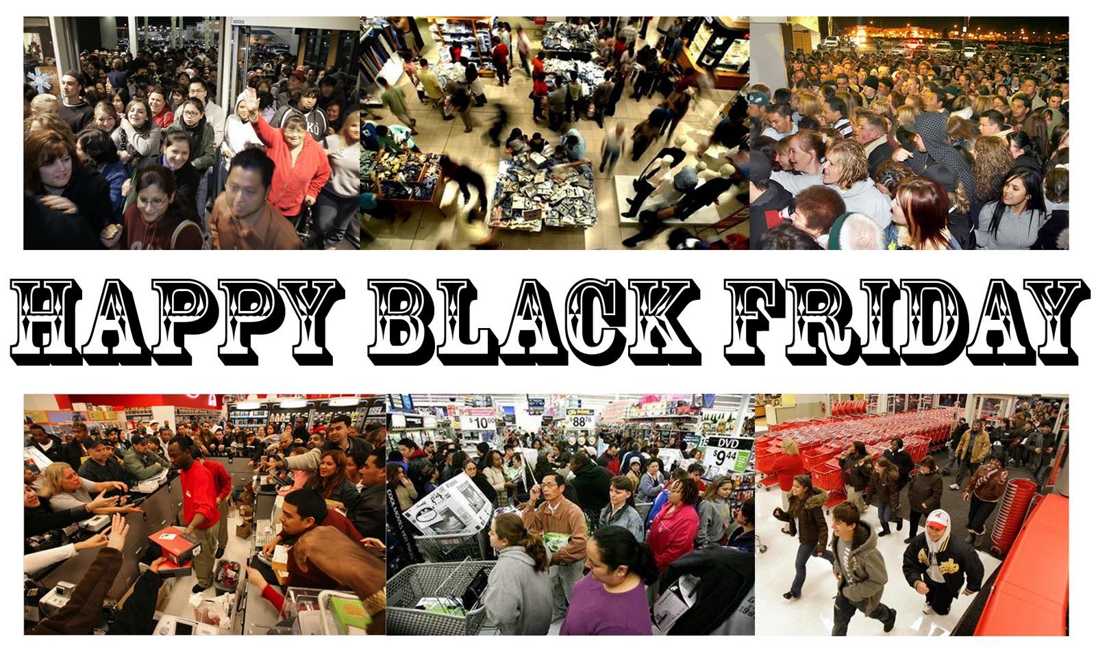 Happy Black Friday Lilla Gumman