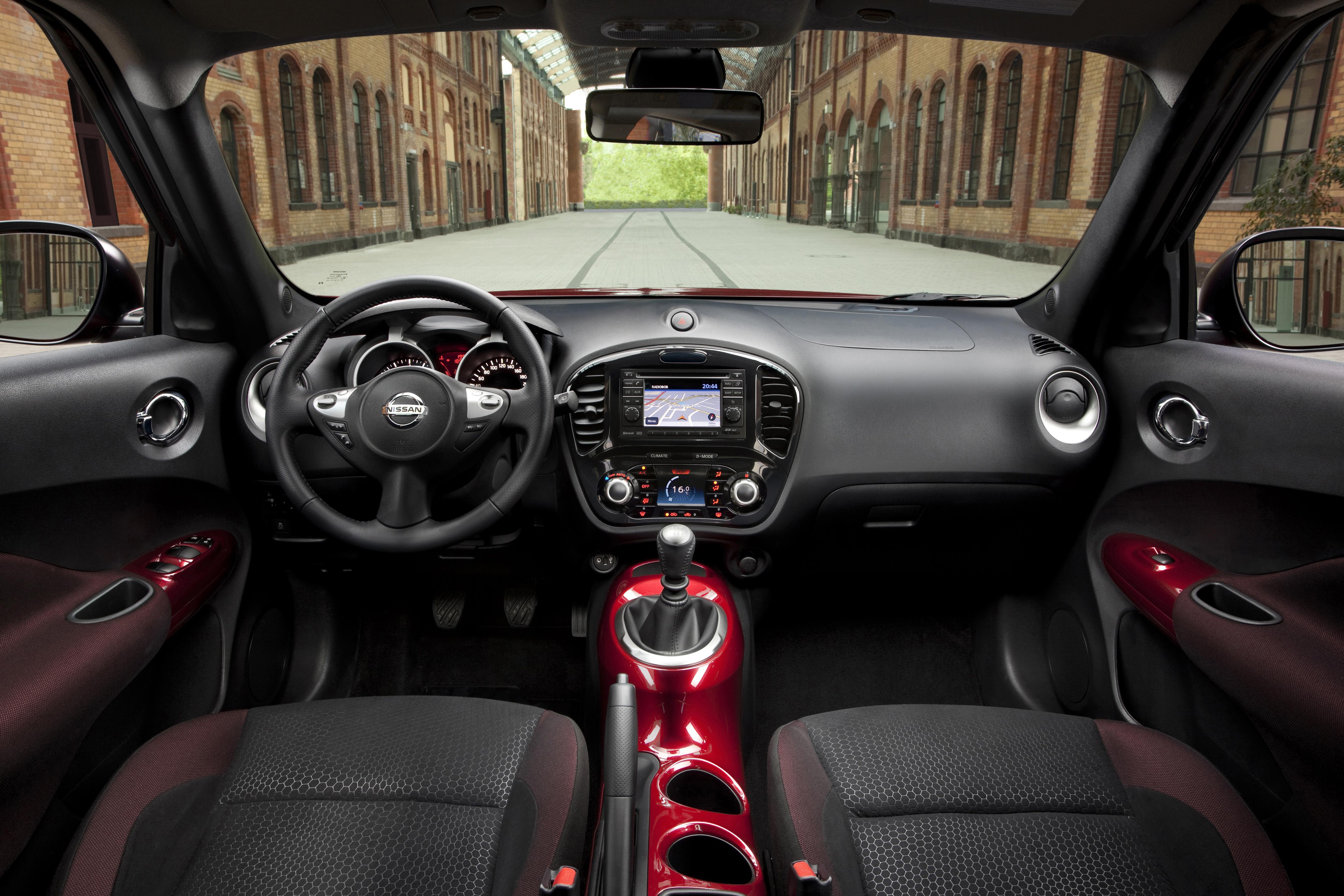 Nissan juke bränsleförbrukning