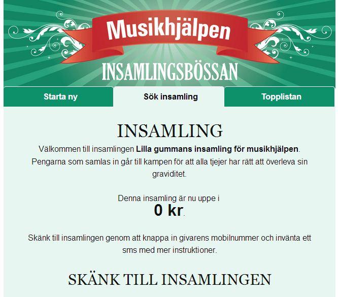 http://bossan.musikhjalpen.se/insamling/lilla-gummans-insamling-for-musikhjalpen