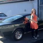 Mustang liten